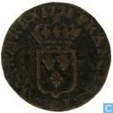 France 1 liard 1721
