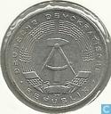 Monnaies - RDA - RDA 50 pfennig 1983