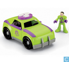 Imaginext DC Superfriends The Riddler Car