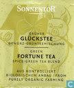 10 Grüner GLÜCKSTEE Gewürz-Grünteemischung | Green FORTUNE TEA Spice-Green Tea Blend