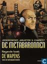 De wapens van de Metabaronnen