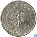 Polen 5 Zloty 1935