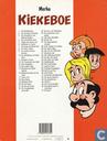 Strips - Kiekeboes, De - De taart