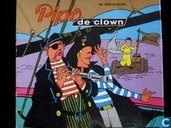 Pipo de Clown (hout)