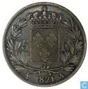France 5 francs 1821 (A)