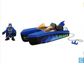 Imaginext DC Superfriends Batboat