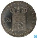 Monnaies - Pays-Bas - Pays Bas 2½ gulden 1872