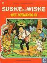 Comic Books - Willy and Wanda - Het zoemende ei