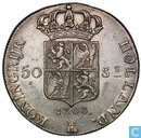 Nederland 50 stuivers 1808