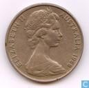 Australien 20 Cent 1968