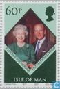 La reine Elizabeth II et le mariage du Prince Philip