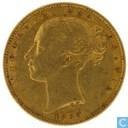 United Kingdom 1 sovereign 1869