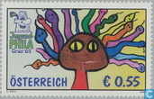 Postzegeltentoonstelling JUGELDPHILA