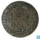 France XX sols 1720 W