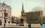 Noordeinde Standbeeld Prins Willem 1