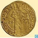 West-Friesland ducat 1644
