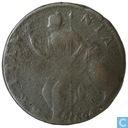 Vereinigtes Königreich 1 / 2 Penny 1694