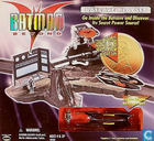 Batcave Playset Batman Beyond Micro Series; Streets of Gotham City Vehicles