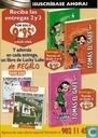 """Flyer """"Tomás el Gafe"""""""