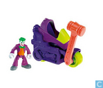 Imaginext DC Superfriends Mini Figure The Joker Cycle