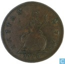 United Kingdom 1774 1 farthing