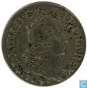 Frankrijk 5 sols 1704 BB
