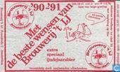 ijndejaarsbier '90-'91