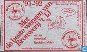 ijndejaarsbier '91-'92