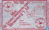ijndejaarsbier '92-'93