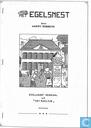 Comic Books - Ritchie en Linsey - Het Egelsnest