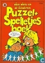Puzzel + Spelletjesboek 3