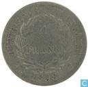 Frankrijk 1 franc 1808 (D)