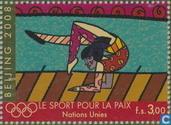 Sport für Frieden