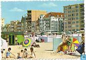 De Panne - Dijk en Strand - La Panne - La Digue et la Plage