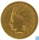 Verenigde Staten 10 dollars 1912
