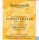 7 Bio-Bengelchen SCHNUPFNASEN Kräutertee | Cheeky Cherubs SNIFFEL Herbal Tea