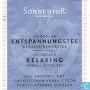 9 Hildegard ENTSPANNUNGSTEE Kräuter-Gewürztee | Hildegard RELAXING Herbal-Spice Tea