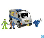Imaginext DC Superfriends Two Face Armored Car & Riddler
