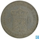 Coins - the Netherlands - Netherlands 1 gulden 1922