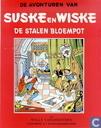 Comic Books - Willy and Wanda - De stalen bloempot