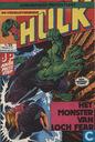 Strips - Hulk - Het monster van Loch Fear