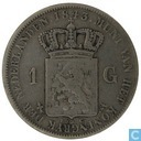 Netherlands 1 gulden 1843