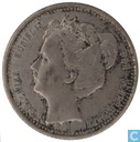 Coins - the Netherlands - Netherlands 25 cents 1901