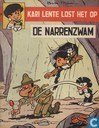 Strips - Kari Lente - De narrenzwam