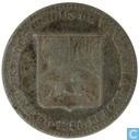 Venezuela ¼ bolivar 1894