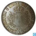 France 1 ecu 1784 (A)