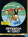 Comic Books - Tintin - Cokes in voorraad + De scepter van Ottokar