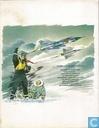 Comic Books - Tanguy en Laverdure - Bestemming Stille Zuidzee