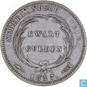 Dutch East Indies ¼ gulden 1827