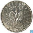 Pologne 10 zlotych 1936